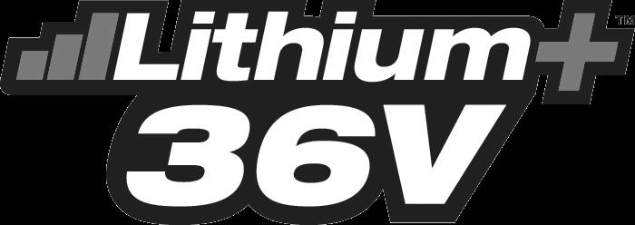 Logo - Ryobi Lithium+ 36V - Main PCM