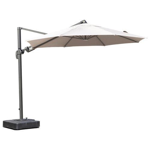 Mimosa 3.5m Andaman Cantilever Sand Umbrella