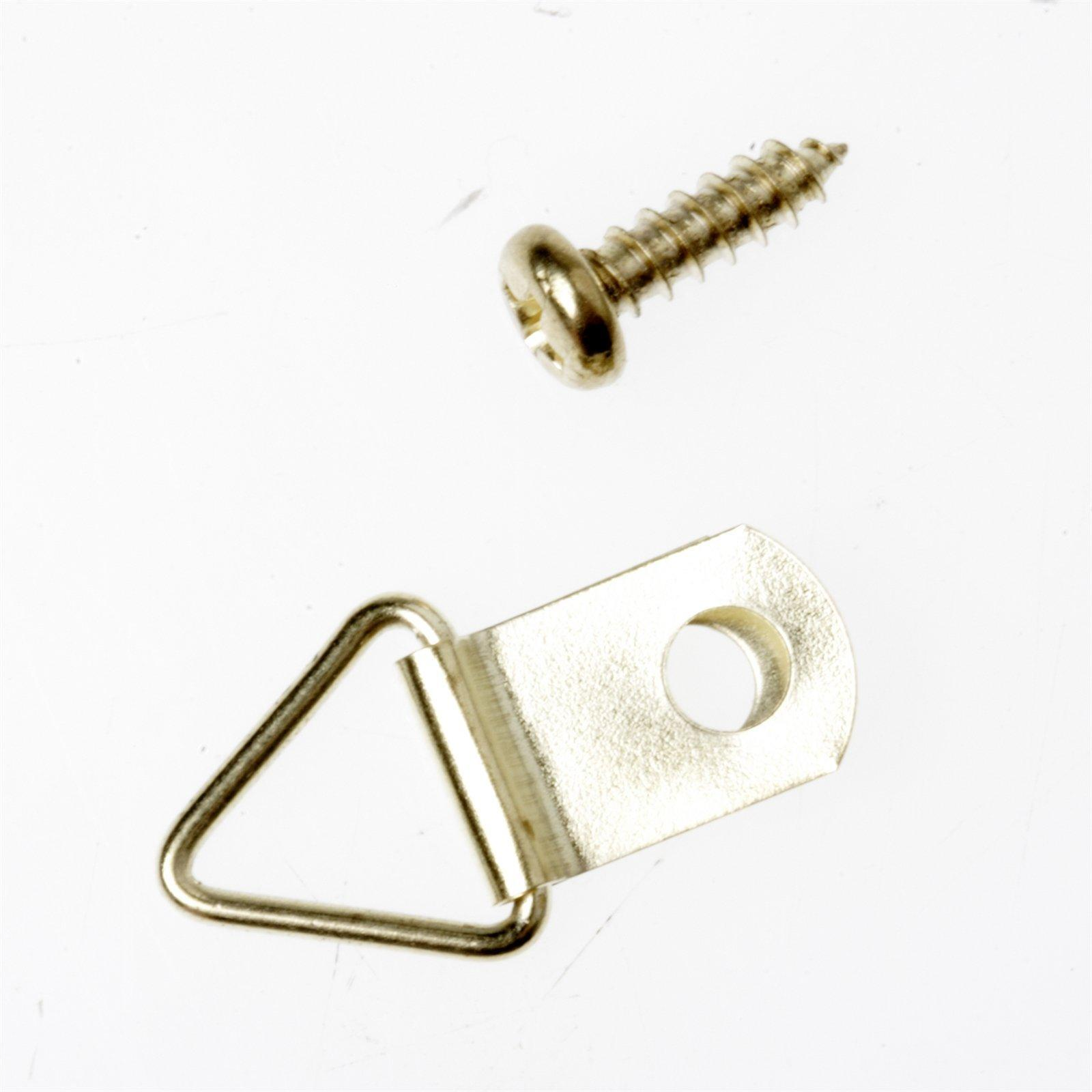 TIC Framing Picture Triangles Brass  Lge 10kg