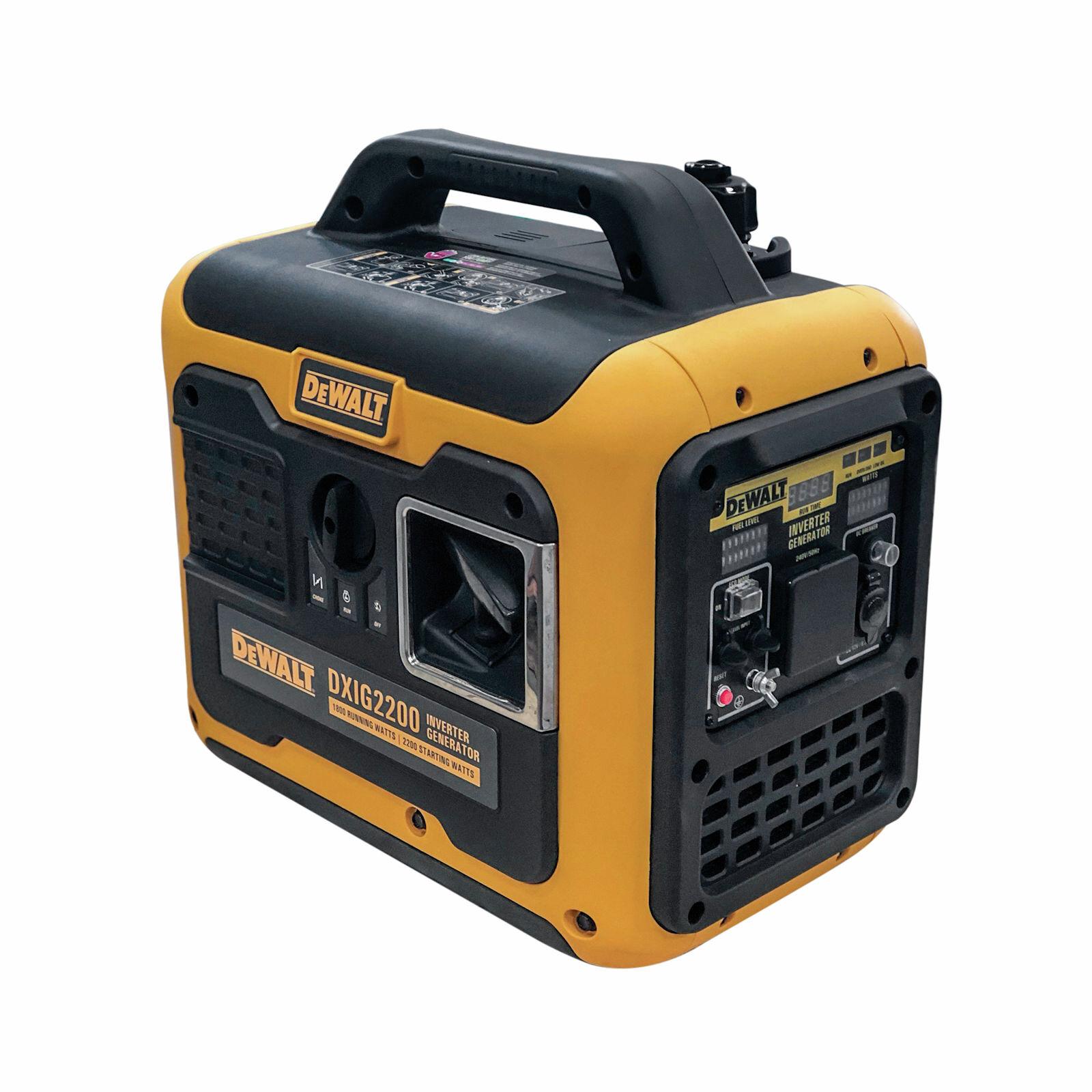 DeWALT 2200W Inverter Generator