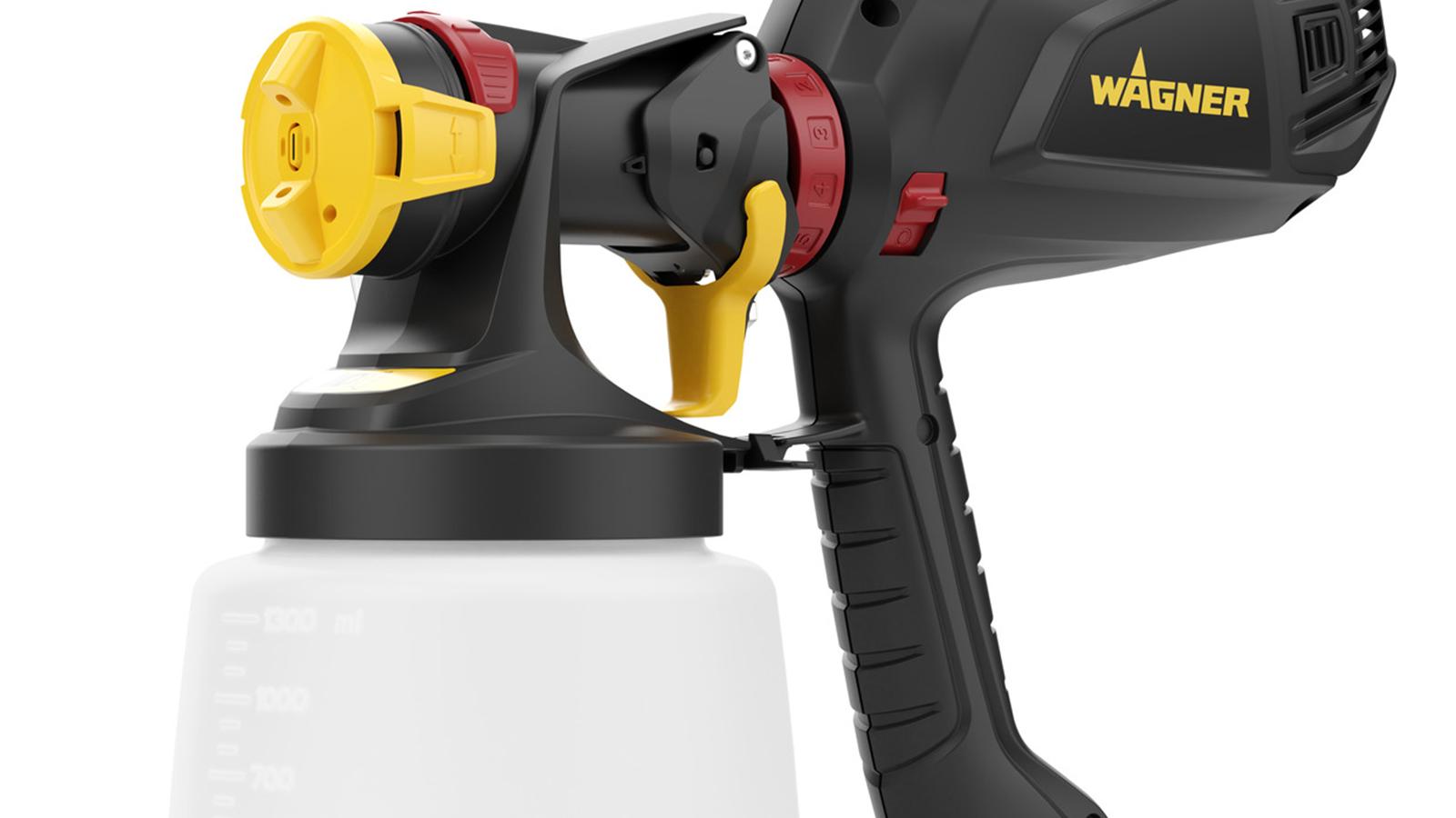 HVLP paint sprayer.