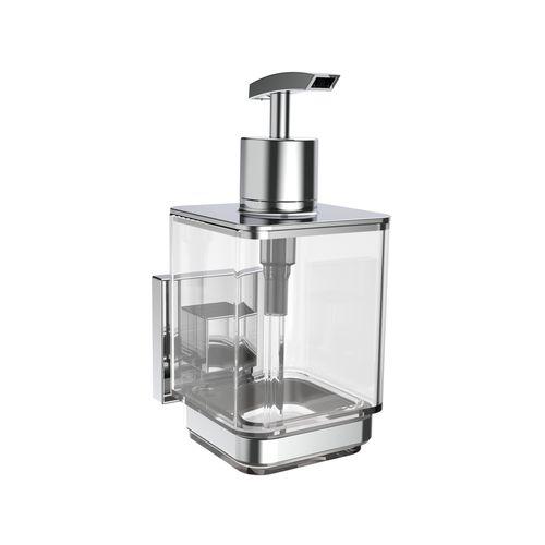 Fusion-Loc 13kg Stainless Steel Suction Liquid Soap Dispenser