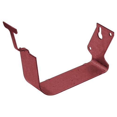 COLORBOND 115mm Quad Gutter External Bracket - Manor Red