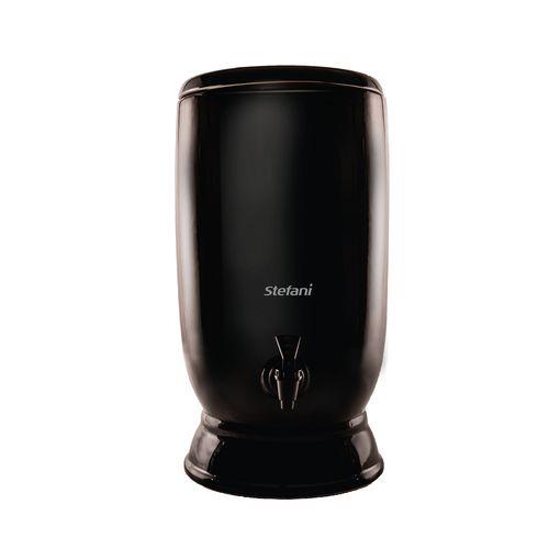 Stefani 10L Black Porcelain Water Purifier