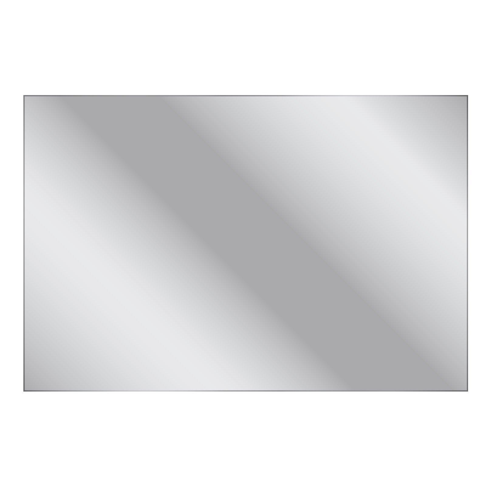 Living Elements 600 x 900 x 5mm Flat Edge Mirror