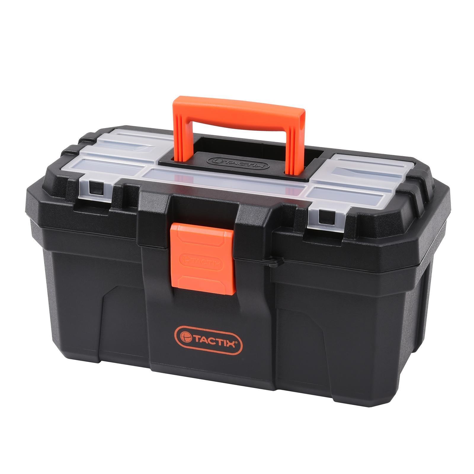 Tactix 400mm Tool Box