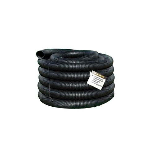 Marley Drainflo® 110mm x 100m Punched Pipe With Filter Sock