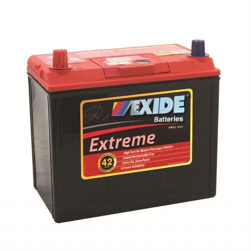 Exide Extreme X60DPMF Vehicle Battery
