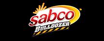 Sabco Bulldozer logo
