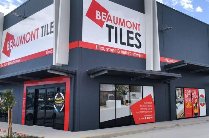 Beaumont tiles store
