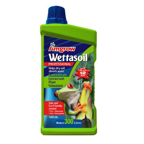 Amgrow 500ml Wettasoil Professional Liquid Wetting Agent