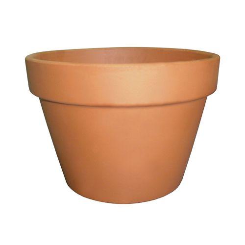 Northcote 15cm Terracotta Squat Pot