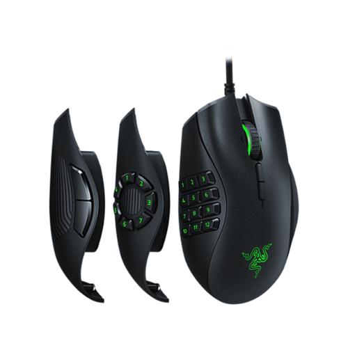 Razer Naga Trinity - Chroma Wired MMO Gaming Mouse