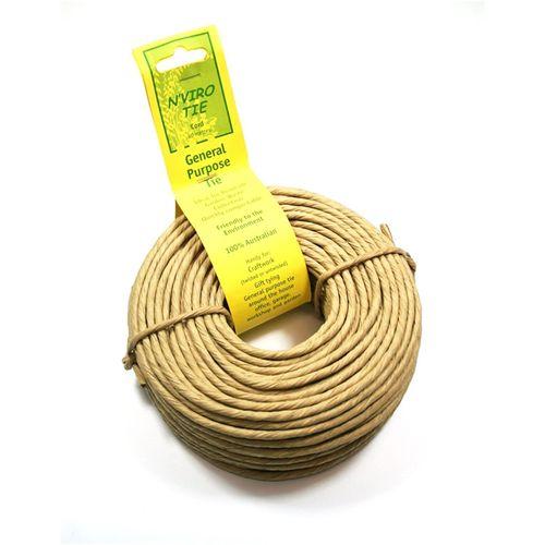 Taskmaster 18 x 18 x 5cm 40m N'Viro Tie General Purpose Tie Cord