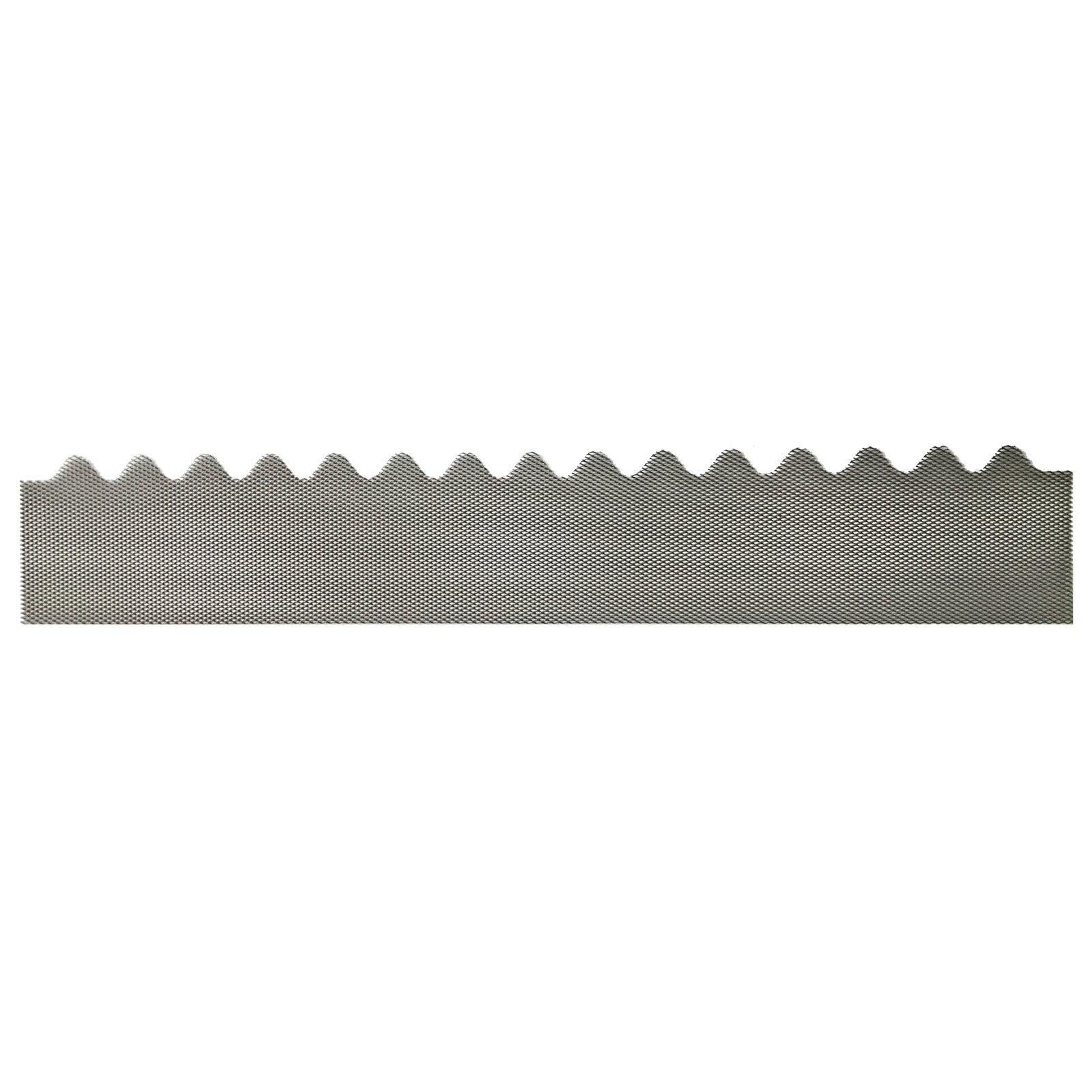 GumLeaf 1200mm Colorbond Metal Corrugated Gutter Guard - Cove