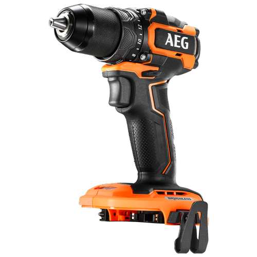 AEG 18v Brushless Sub Compact 2-Speed Drill Driver - Skin Only