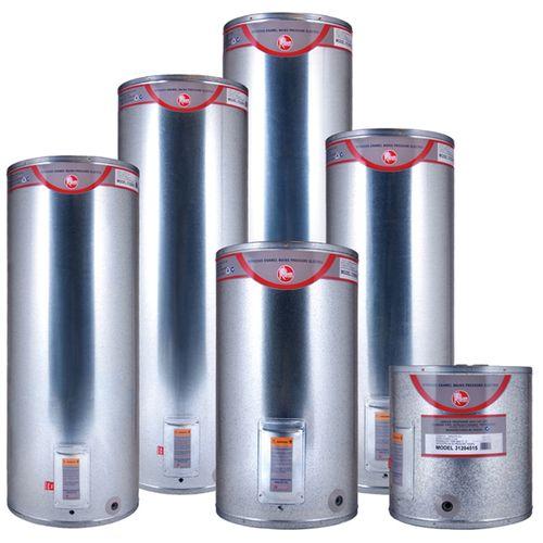 Rheem Electric Water Heater 180L 488 x 1720mm Galvanised Steel