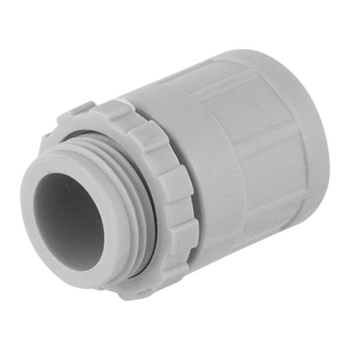 Deta Conduit Adaptor with Lockring 20mm 2730B