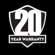 Dorf - 20 year warranty