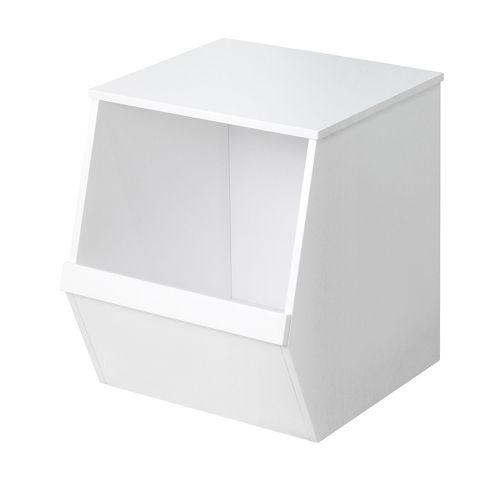 Flexi Storage Kids 37.8 x 43.3 x 41cm White Storage Box