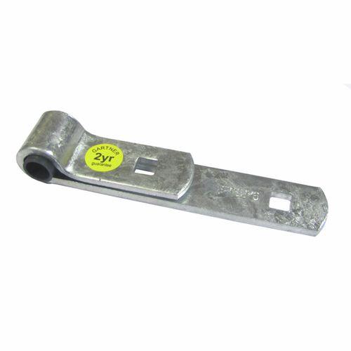 Gartner 16 x 225 x 40mm Strap Hinge