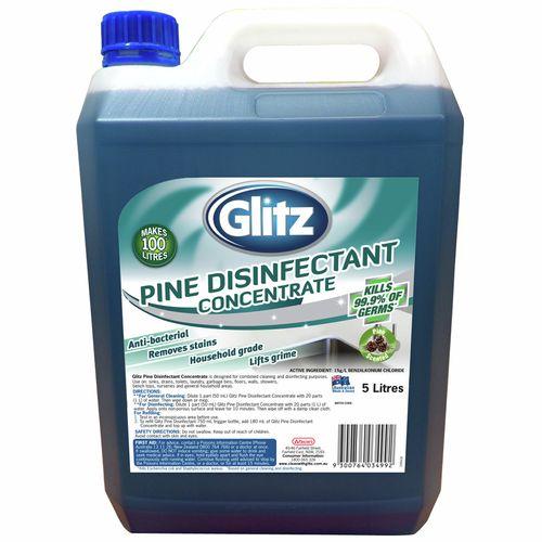 Glitz 5L Pine Disinfectant