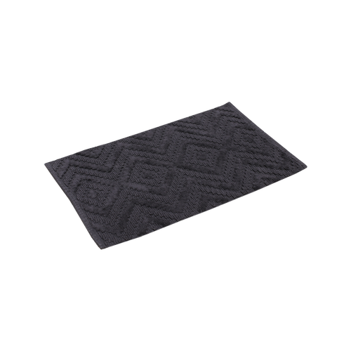 Softouch 800 x 500 Black Diamond Hill Bathmat