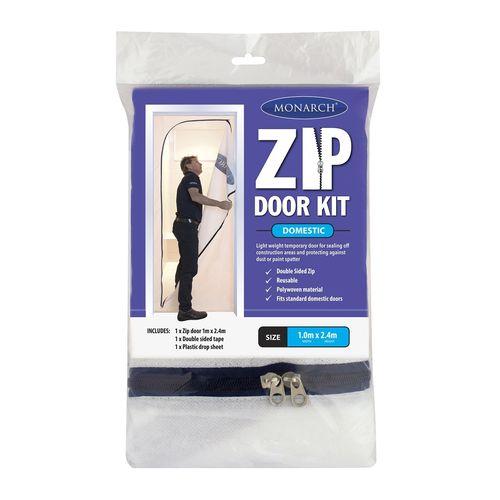 Monarch 2.4 x 1m Domestic Zip Door