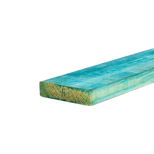 190 x 35mm MGP10 H2F Termite Treated Pine Blue Timber Framing - Linear Metre