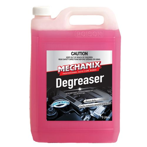 Mechanix 5L Concentrated Degreaser