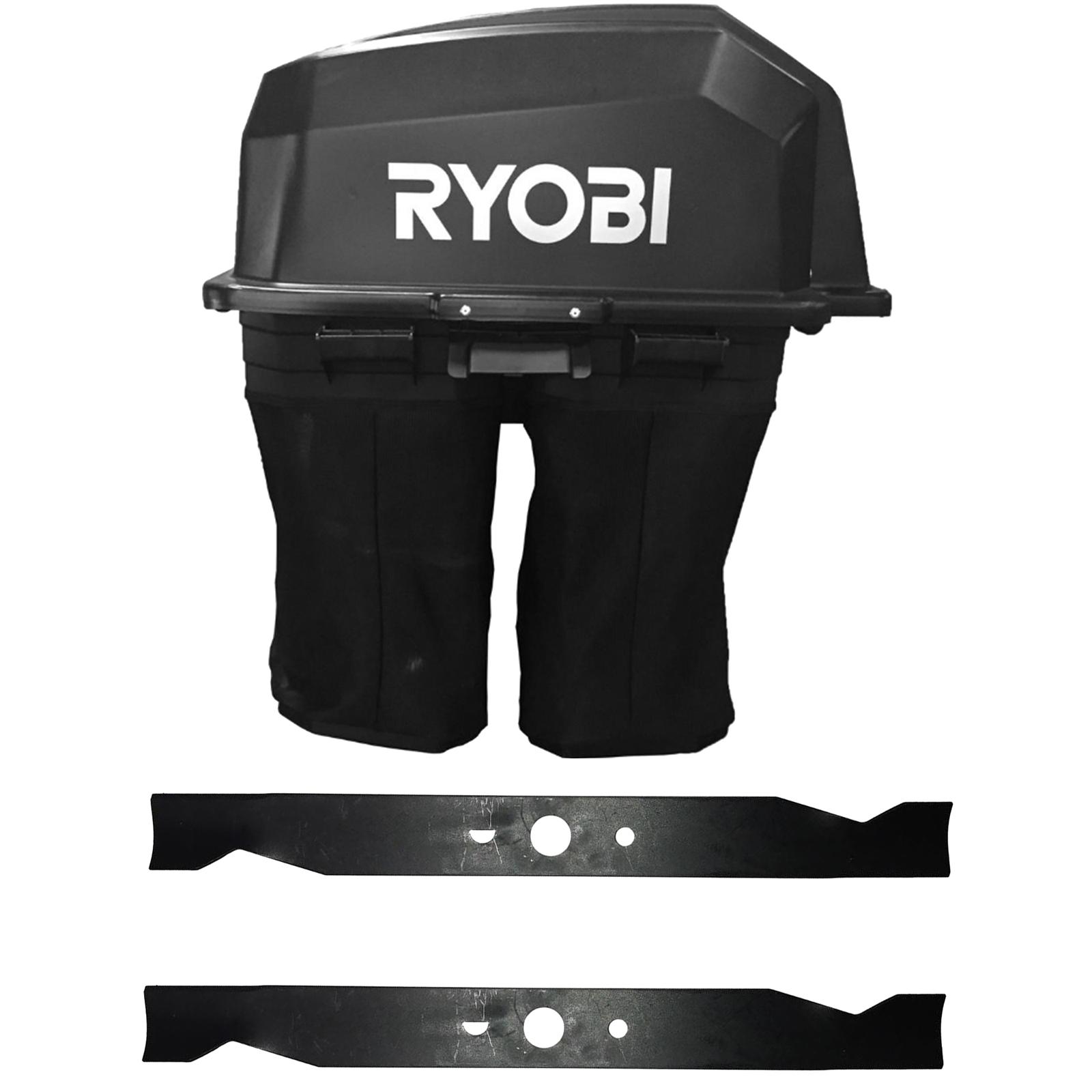 Ryobi Rider Catcher And Blades