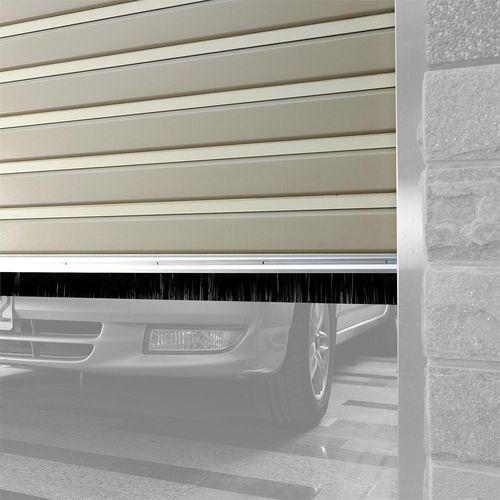 Moroday 70mm x 2.55m Garage Brush Door Seal