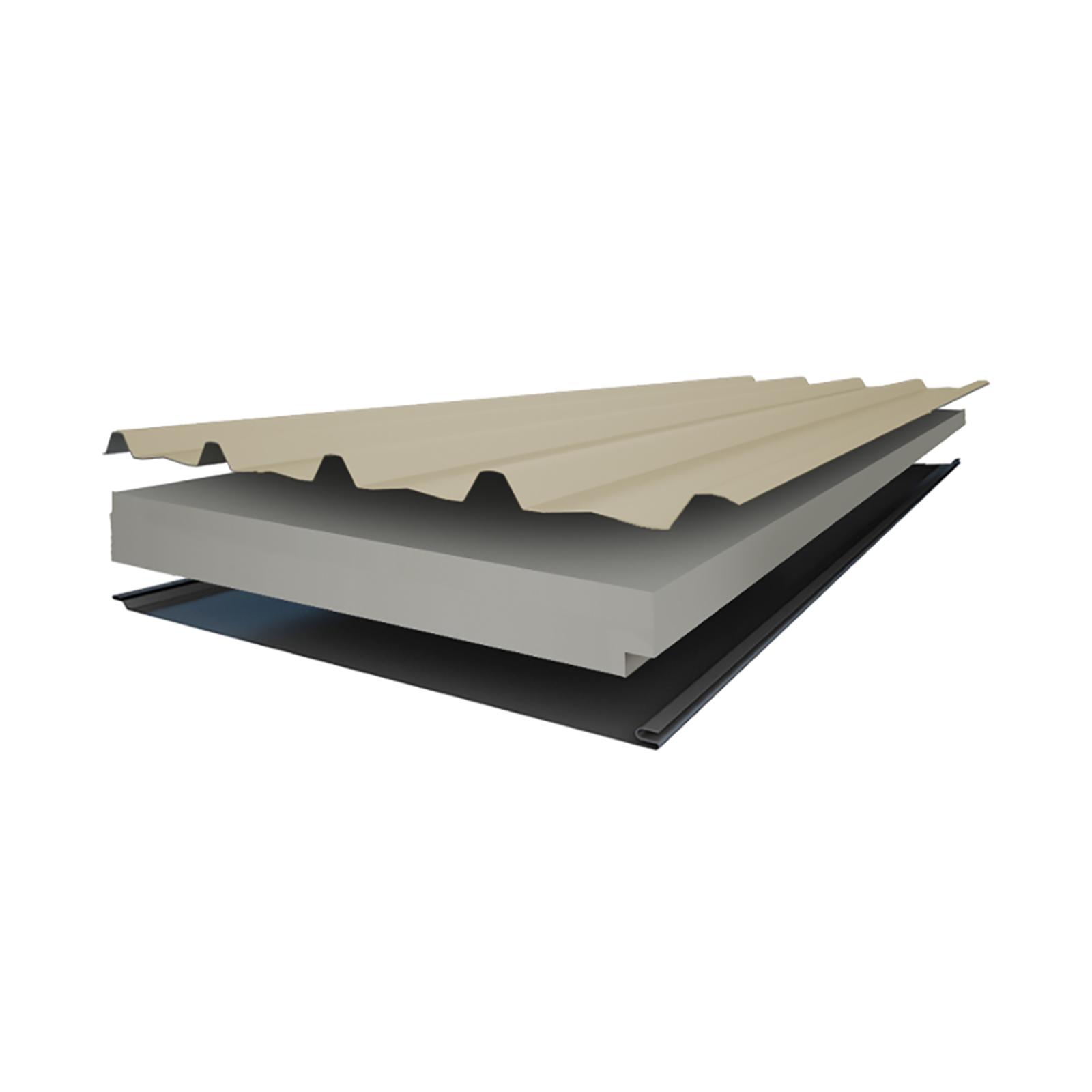 Insulspan 50mm Monospan Colorbond Roofing Panel