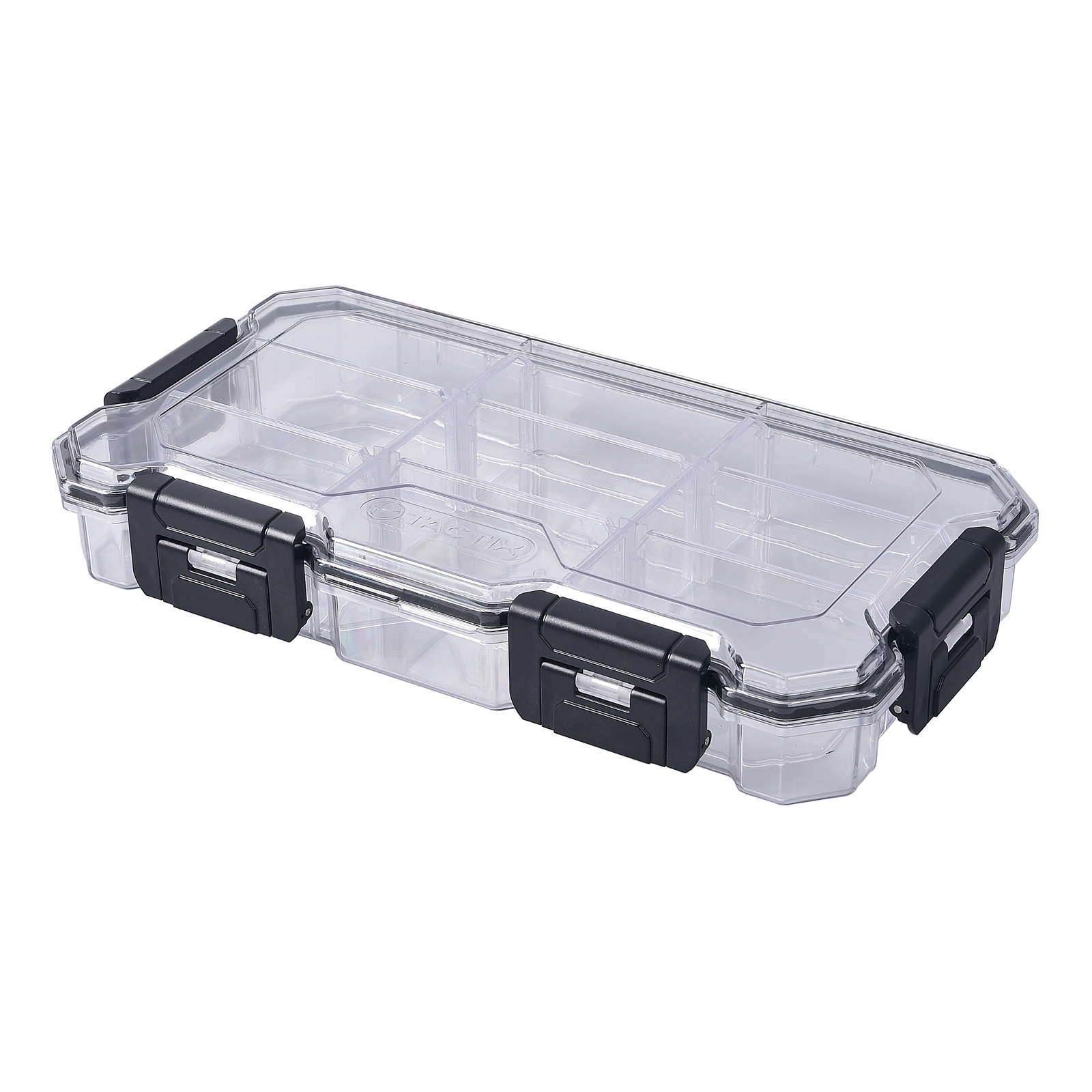 Tactix 9 Compartment Waterproof Storage Box IP68 Rated