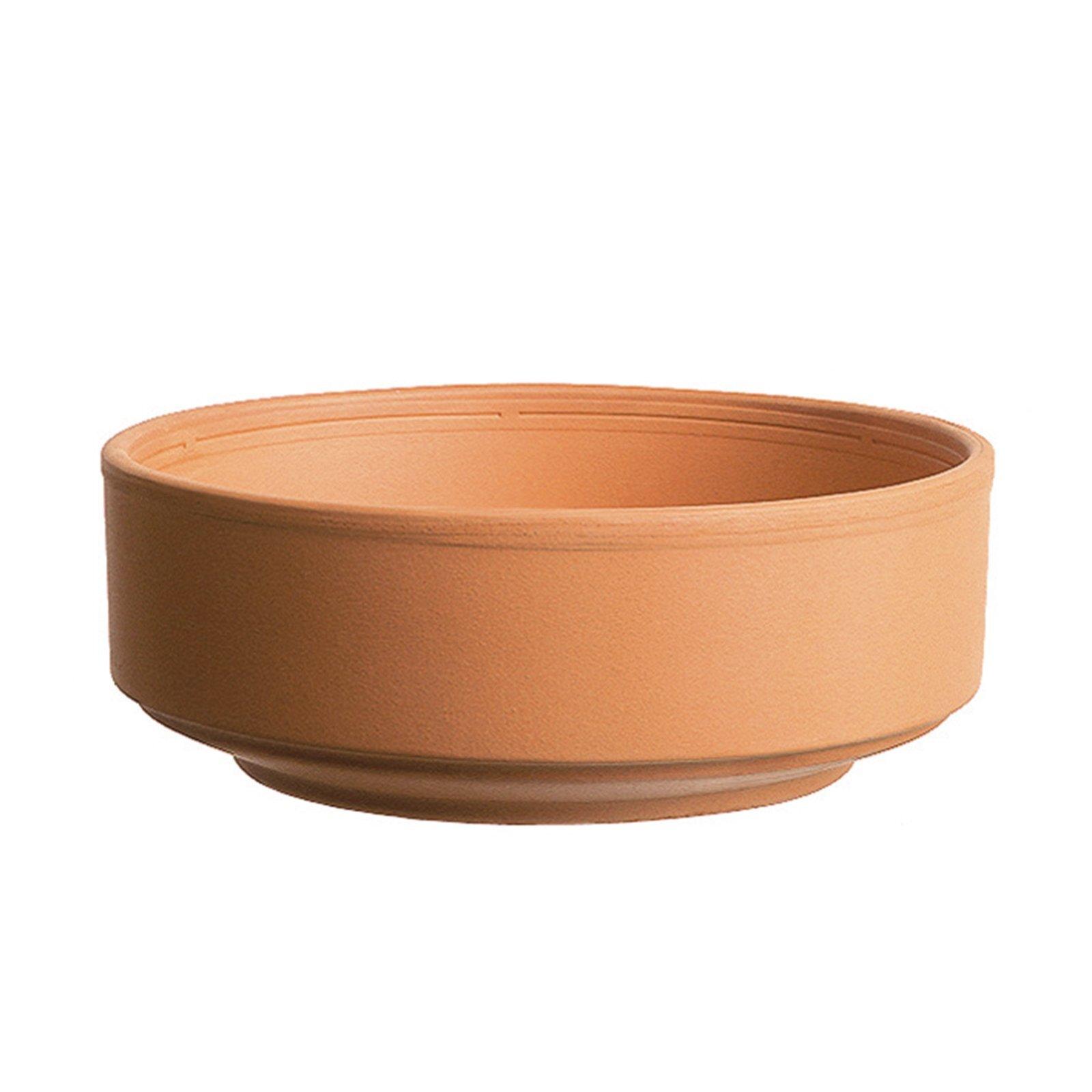 Northcote Pottery 21cm Terracotta Italian Cylinder Bowl