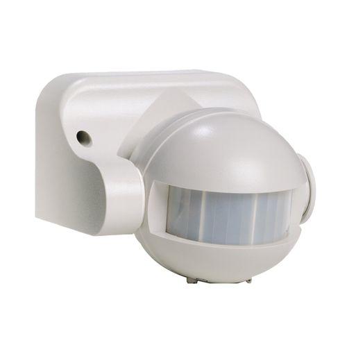HPM Light Patrol Movement Sensor - White