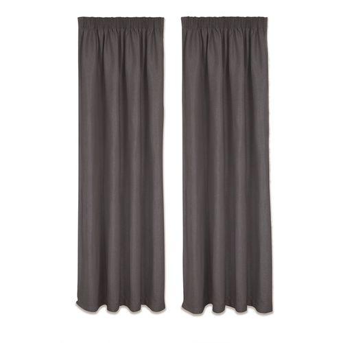 Home Profile 2.3 - 3 x 2.2m Berlin Triple Weave Curtain