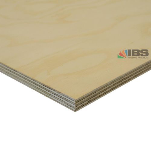 IBS Mini Panels 1200 x 1200 x 18mm Untreated CD Plywood