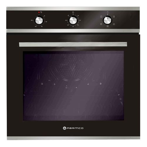 600mm 76L Stainless Steel 5 Function Oven