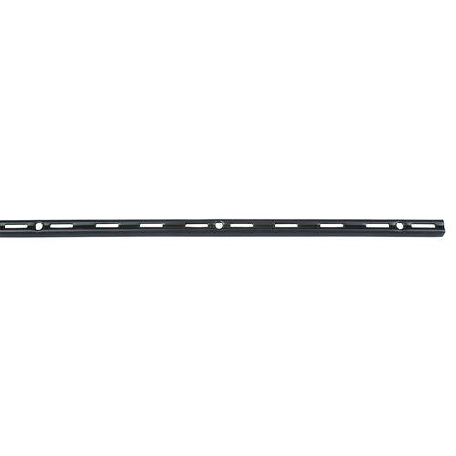 Flexi Storage 2000mm Black Single Slot Upright