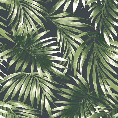Superfresco Easy 52cm x 10m Elegant Leaves Green  Wallpaper