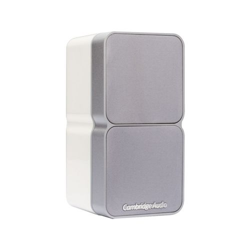 Cambridge Audio Dual Driver Satellite Speaker Bmr (Balanced Mode Radiator) Speaker Technology Dual Driver Satellite Speaker Bmr
