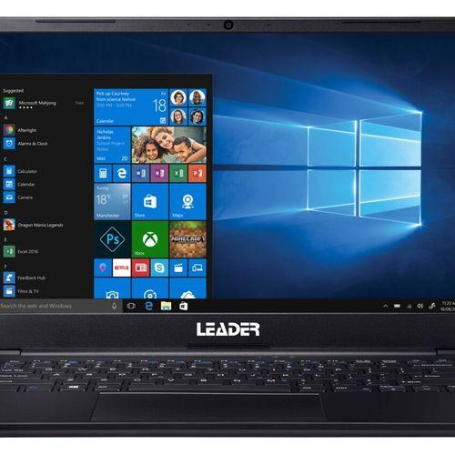 LEADER Ultraslim Companion 435, 14' Full HD, intel i7-10510U, 8G, 500G SSD, Windows 10 Home, WiFI 6, 2 year onsite warranty