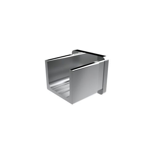 Architects Choice Mirror Polish Stainless Steel Friction Fit Handrail End Cap