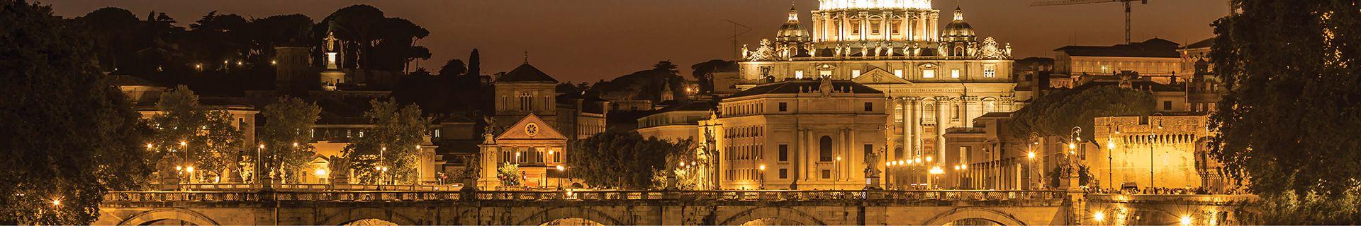 Scenic view of Italian city