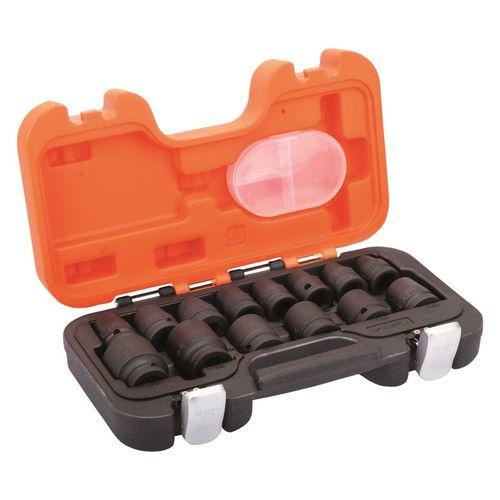 Bahco 14 Piece Impact Socket Set