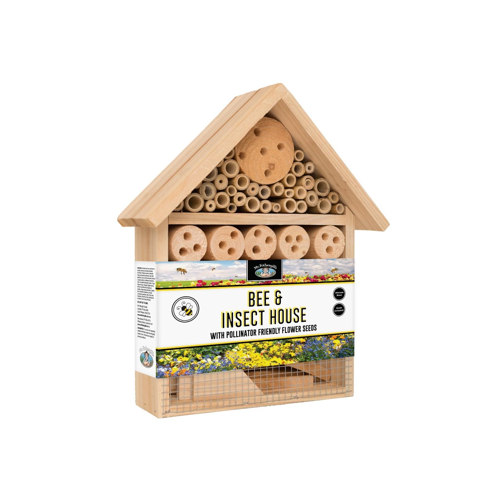 Mr Fothergill's Large Bee And Insect House