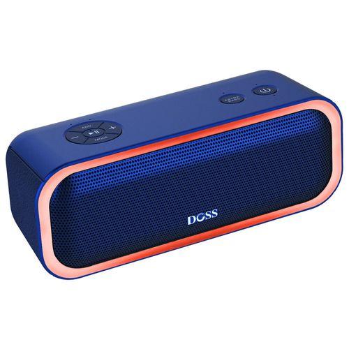 Doss Soundbox Pro 2200mAh 20W Bluetooth/Wireless/Portable Audio Speaker Blue