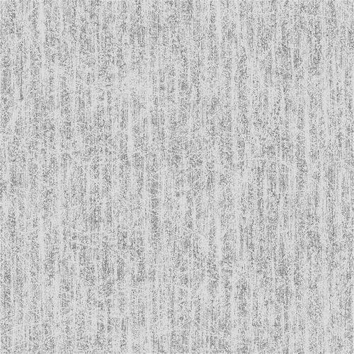 Boutique 52cm x 10m Silver Devore Wallpaper