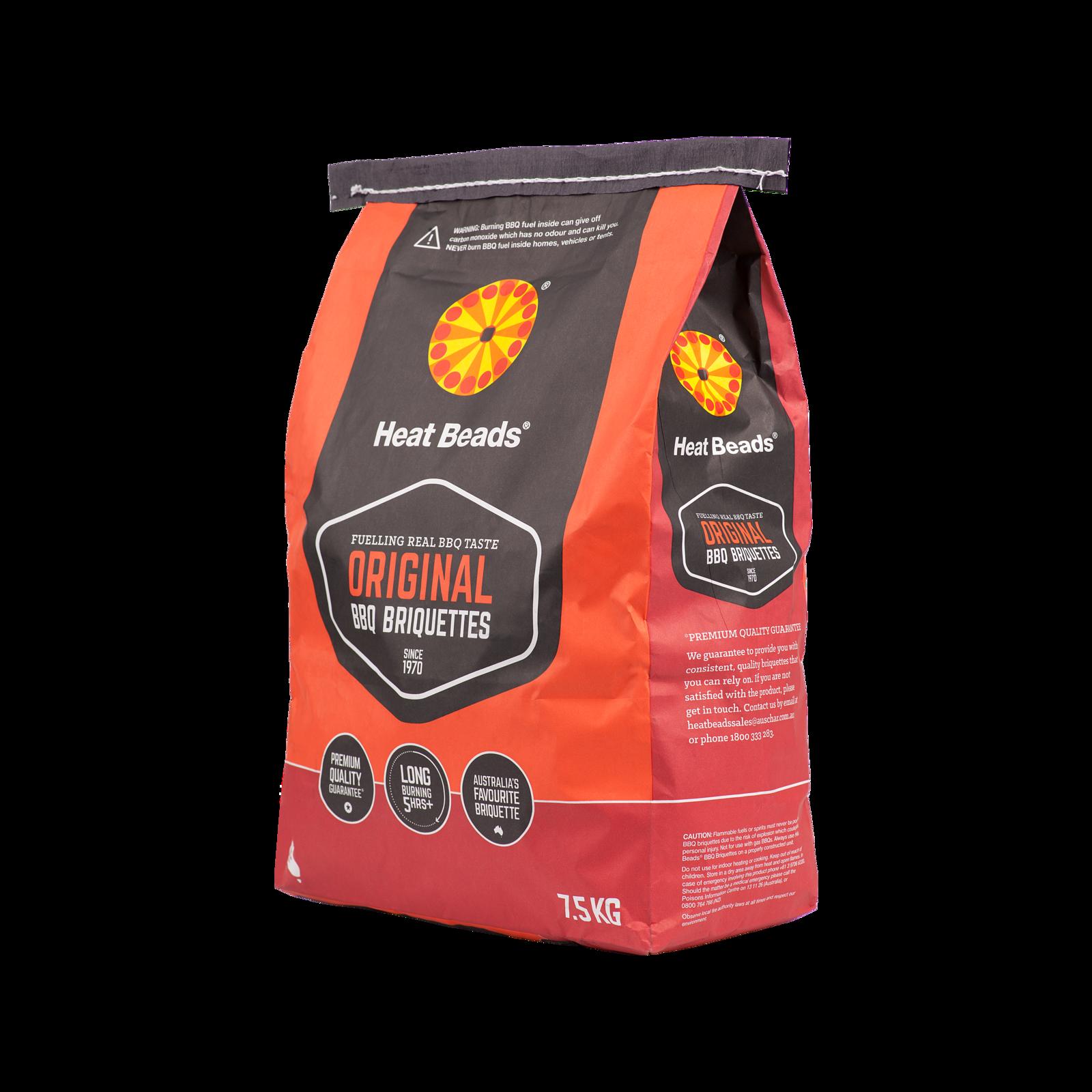 Heat Beads® 7.5kg Original BBQ Briquettes